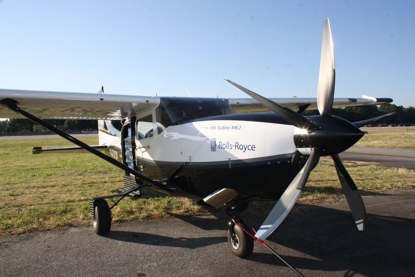 Avión en Paracaidismo Galicia