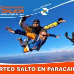 Sorteo Paracaidismo Galicia