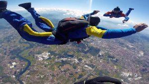 curso caida libre skydive vigo paracaidismo galicia